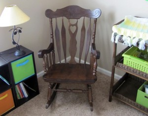 New Rocking Chair